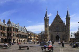Het Binnenhof blijft een van de topattracties van Den Haag..