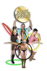 'De Grote Olympische Spelshow' van Lonneke van Leth is een humoristische danstheatervoorstelling voor de hele familie.